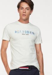 TOMMY HILFIGER T-Shirt »Floral Logo Graphic«