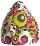 XXXLutz Vöcklabruck Sitzsack In Textil Braun, Orange, Weiß, Pink