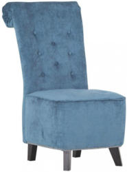 Stuhl In Textil Türkis