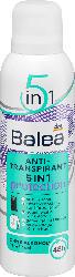 Balea Deo Spray Antitranspirant 5in1 Protection