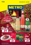 METRO Glanzvolle Festtage (Food) - nur für Gewerbetreibende - bis 19.12.2018