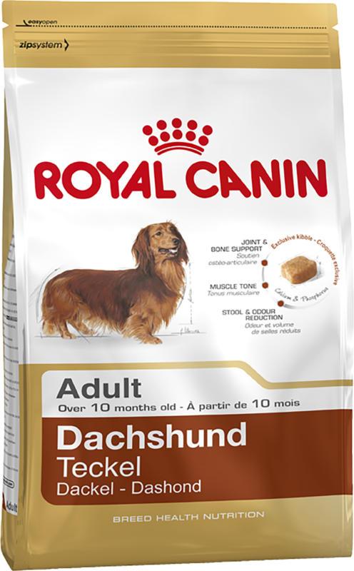Royal Canin Breed Adult Teckel 500g