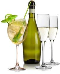 -25% auf Wein, Sekt, Frizzante und Champagner