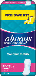 always Binde Maxi Classic