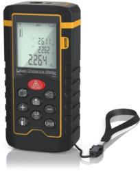 Brandson Laser Entfernungsmesser / bis zu 40m »Messung von Distanz, Flächen, Volumen«