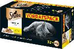 dm-drogerie markt Sheba Nassfutter für Katzen, Selection in Sauce, Geflügel Variation, Multipack, 32x85g