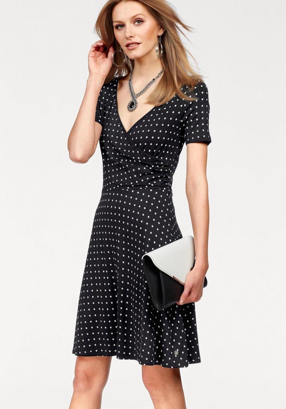 Bruno Banani A-Linien-Kleid