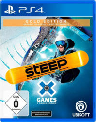 Steep X Games Gold Edition PlayStation 4
