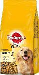 Pedigree Trockenfutter für Hunde, Adult mit Huhn und Gemüse