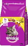 dm-drogerie markt Whiskas Trockenfutter für Katzen, Adult 1+, Huhn