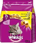dm-drogerie markt Whiskas Trockenfutter für Katzen, Senior 7+ mit Huhn