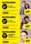 KLIPP KLIPP Frisör Gutscheine - bis 30.03.2019