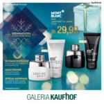 GALERIA Karstadt Kaufhof Weihnachten ist ein Geschenk - bis 18.12.2018