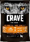 Crave Trockenfutter für Hunde, Adult, mit Truthahn & Huhn
