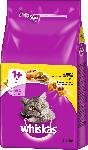 dm-drogerie markt Whiskas Trockenfutter für Katzen, Adult 1+, mit Huhn