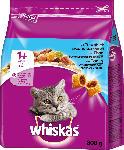 dm-drogerie markt Whiskas Trockenfutter für Katzen 1+ mit Thunfisch