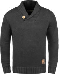Solid Strickpullover »Paddy«