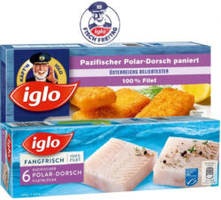-25% auf alle Iglo Fischprodukte