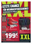 XXL SPORTS & OUTDOOR XXL Sports & Outdoor - Flugblatt - 16.12. - 24.12. - bis 25.12.2018