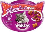 dm-drogerie markt Whiskas Snack für Katzen, Trio Crunchy mit Fleisch