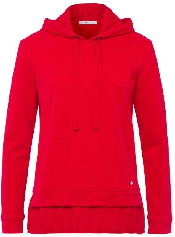 BRAX Style Bobbie »Sweatshirt mit dekorativen Details«