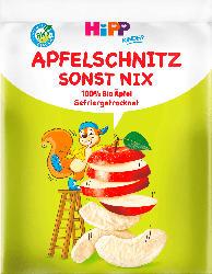 Hipp Snack Apfelschnitz Sonst nix 100% Bio-Äpfel