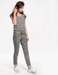 TAIFUN Hose Jeans verkürzt »Lässige 7/8 Lounge Pants«