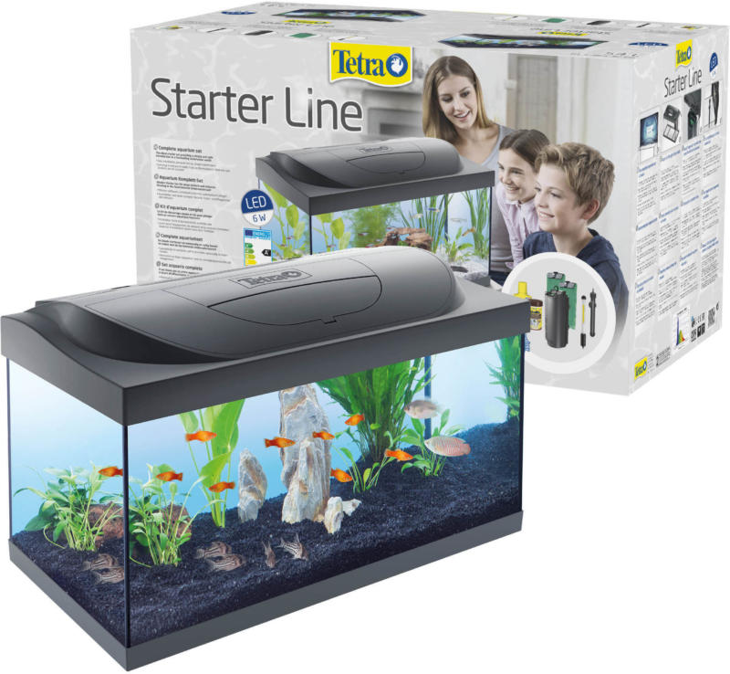 TETRA Starter Line LED Aquarium 54 l