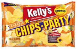 Kelly´s Chips Party Classic
