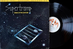 PROJECT VINYL Supertramp Crime-of-the-Century