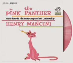 PROJECT VINYL Henri Mancini Pink Panther Henri Mancini / The Pink Panther
