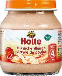 dm-drogerie markt Holle baby food Hühnchenfleisch Zubereitung nach dem 4. Monat