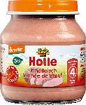 dm-drogerie markt Holle baby food Rindfleisch Zubereitung nach dem 4. Monat