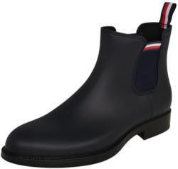 Gummistiefel im Chelsea-Boot-Look