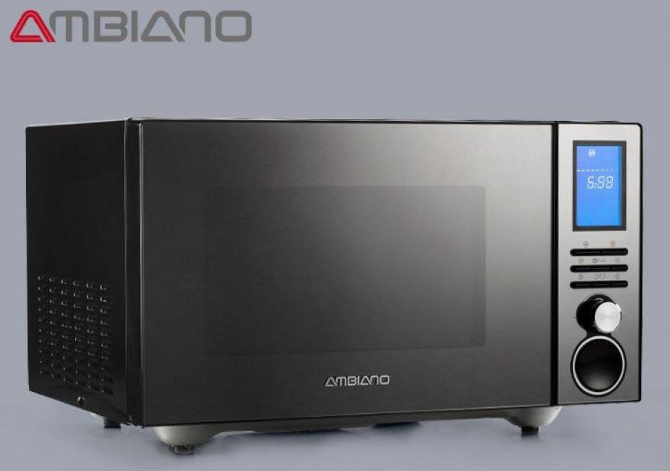Mikrowelle mit Grill Ambiano (mit Garantie) in für € 40,00