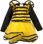 Ernsting's family Karnevalskostüm Biene mit Flügel