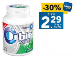 WRIGLEY Orbit White