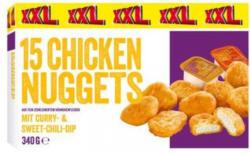 Chicken Nuggets 12 + 3 Stück gratis