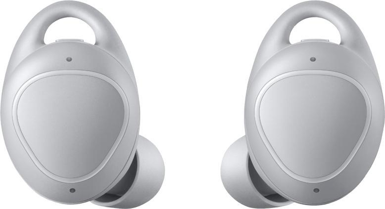 Bluetooth-Kopfhörer - SAMSUNG Gear IconX (2018), In-ear True Wireless Smart Earphones Bluetooth Grau