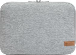 Notebook Sleeves - HAMA Jersey Notebookhülle, Sleeve, 13.3 Zoll, Hellgrau