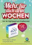 Unitymedia Mehr für dich drin WOCHEN - bis 31.01.2019