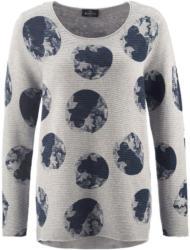 Damen Pullover mit Rippenstruktur