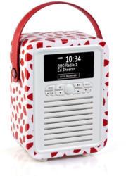 VQ DAB+ Radio »Retro Mini Radio w/ Bluetooth«