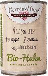 dm-drogerie markt HerzensHund Nassfutter für Hunde, Bio Huhn mit Bio Süßkartoffel, Bio Apfel, Bio Sellerie, Bio Leinsaat, glutenfrei