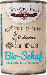 dm-drogerie markt HerzensHund Nassfutter für Hunde, Bio Schaf mit Bio Zucchini, Bio Buchweizen, Bio Salat, Bio Apfel, Bio Aprikose, Bio Leinöl