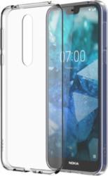 Nokia Handytasche »7.1 - Clear Case«