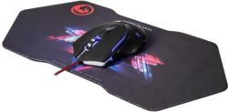 MARVO Gaming Maus und Mauspad »M309+G7«