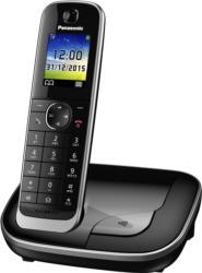 Panasonic KX-TGJ310GB Schnurlostelefon black, Babyphone-Funktion,Wecker BRANDNEU