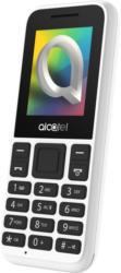ALCATEL 1066D Weiß 4,6 cm (1,8 Zoll) Display DUAL-SIM Handy 4MB BRANDNEU
