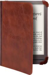 Pocketbook Comfort Cover für InkPad 3 Braun Kunstleder Schutzhülle BRANDNEU
